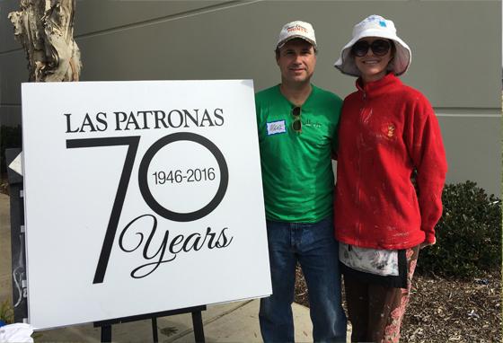 Giving back Las Patronas 70 Years