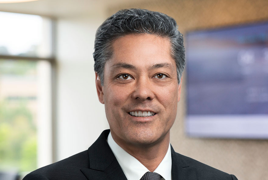 Larry Nakamura IACCP | Chief Compliance Officer | D&Y Wealth Advisors