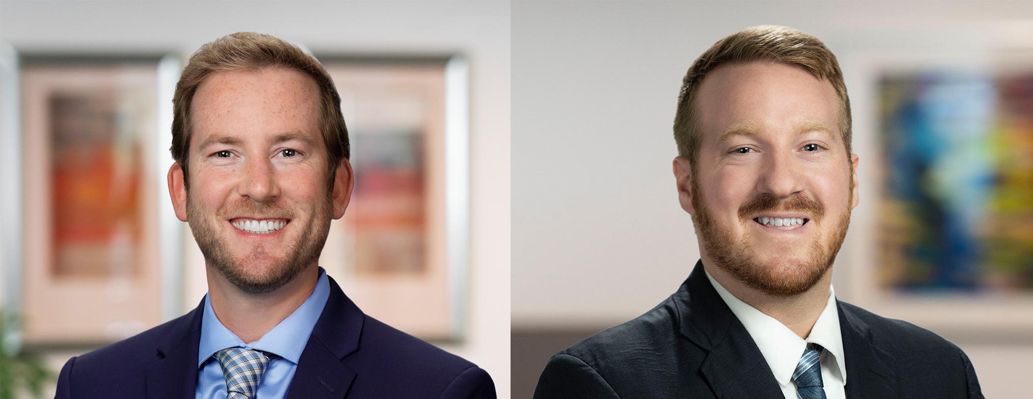 Andy McNamara and Erik Nelson, Dowling & Yahnke Wealth Advisors